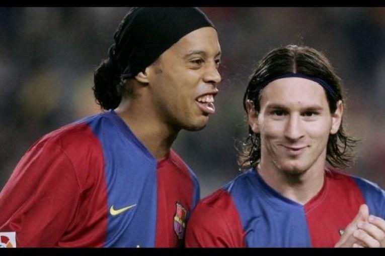 Ronaldinho en prison: toute la vérité sur l'intention de Messi de le faire libérer
