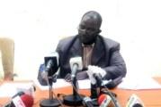 Félicitations aux aux agents de santé dans la lutte contre le coronavirus: «Ce sont ces mêmes agents qui ont été traités d'apatride» (Bassolma_Bazié)
