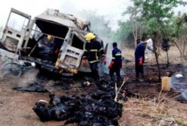 Au moins 35 morts, dont des femmes et des enfants, dans un accident de la route au Ghana