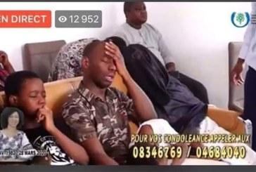 Mort subite de son épouse, Makosso livre enfin sa version : «C'est très difficile pour moi en ce moment»