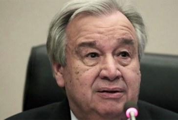 Coronavirus: le cri d'alarme du secrétaire général de l'ONU