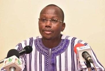 Burkina Faso: Le ministre Ouaro est guéri du Coronavirus