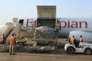 Coronavirus au Burkina Faso: 100 000 masques, 20 000 kits de test réactifs et 1 000 combinaisons de protection à usage médical et d'écrans faciaux offert par le milliardaire chinois Jack Ma réceptionnés samedi