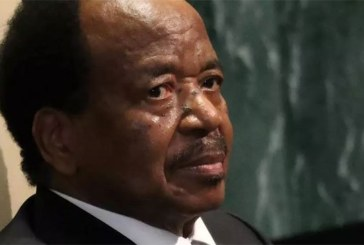Coronavirus au Cameroun: Paul Biya fait un don de 2 milliards de francs CFA