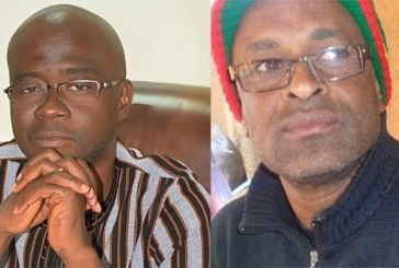 La réplique cinglante du ministre Abdoul Karim Sango sur des propos de l'artiste Dick Marcus le traitant de ministre par accident: «Même si il y a 100 ministre après moi, ton sort ne changera pas…»