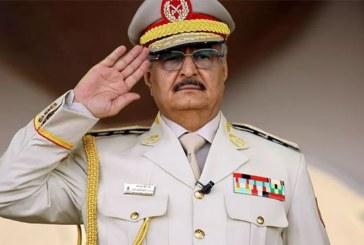 Le maréchal Haftar prétexte un «mandat du peuple» pour diriger la Libye