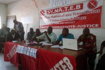 Burkina Faso: «Le SYNATEB tient pour responsable, Monsieur Stanislas Ouaro, messager funeste du MPP pour la clochardisation des travailleurs de l'éducation»
