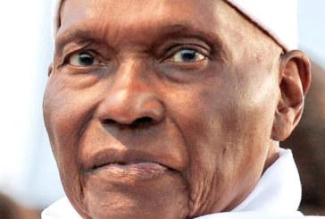Covid-19: Message de Abdoulaye Wade aux sénégalais