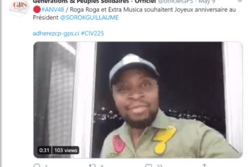 Pour avoir qualifié Guillaume SORO ''d'avenir de l'Afrique'', Roga Roga crée la polémique à Abidjan