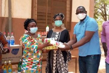 Covid 19 : Des cadres africains de banque et finance aux côtés du district sanitaire de Signonghin