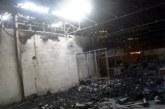 Incendie à la Sap Olympic : La chaudière de l'usine entièrement calcinée