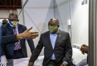 Coronavirus : plus de 1000 nouveaux cas en Afrique du Sud