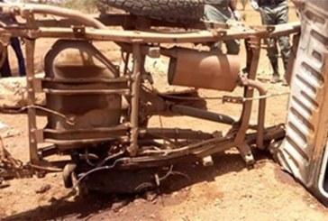 Burkina Faso: 6 policiers tués et 2 blessés graves dans un accident à Gangawol dans le Nord