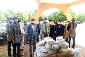 Burkina Faso: Indignation des internautes suite à un don de la Cellule MPP du Ministère de l'eau et de l'assainissement audit ministère