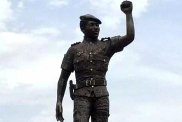 Burkina Faso: la statue corrigée de Thomas Sankara dévoilée à Ouagadougou
