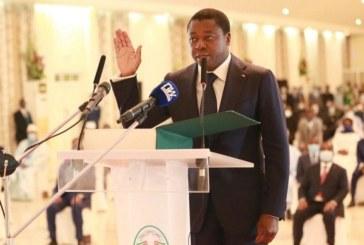 Togo : Faure Gnassingbe a prêté serment pour un quatrième mandat consécutif