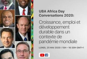 Communiqué de presse:Le Groupe bancaire africain UBA réaffirme son engagement en faveur du développement du continent à la faveur de la journée de l'Afrique