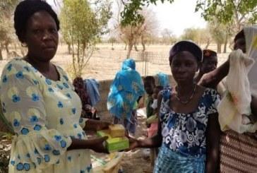 Solidarité nationales : La conseillère Fatoumata Ouédraogo soulage les femmes de Soulgo dans l'Oubritenga