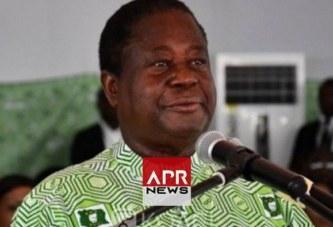 PDCI : Bédié a tout verrouillé, avant la convention pour la prochaine présidentielle