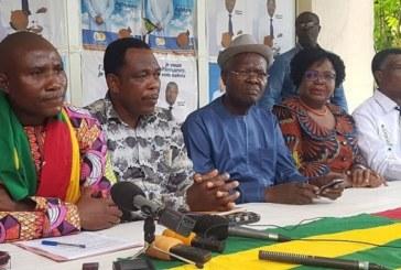 Togo: la DMK réaffirme la victoire d'Agbeyome et se réoriente