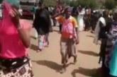 Burkina Faso –Kompiendiga (Est) : Des habitants marchent pour réclamer le départ de la gendarmerie