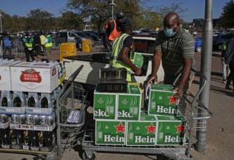 Afrique du Sud : la vente d'alcool de nouveau autorisée