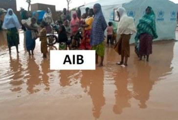 Kongoussi : 17 déplacés internes blessés au passage d'une tornade