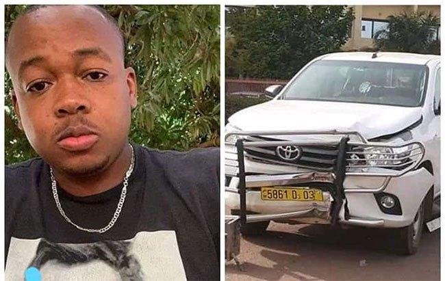 Décès par fusillade à Ouagadougou du jeune Lionel Kaboui : Le ...