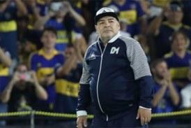 Maradona, la déchéance continue