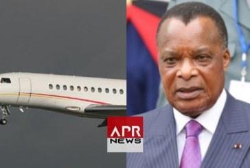 France : un jet privé du président Sassou-Nguesso saisi par un Libanais