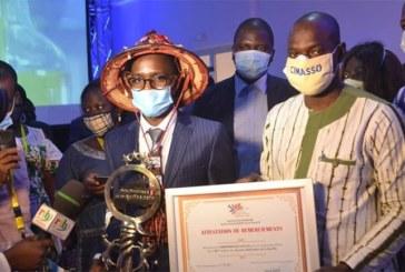 9e édition du Prix burkinabè de la qualité:CIMASSO sacrée meilleure entreprise