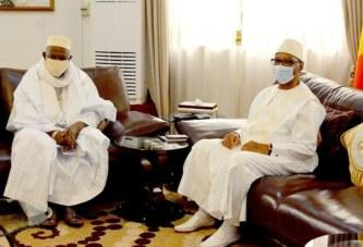 Mali : le président a rencontré l'imam à la tête de la contestation