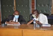 Session du Comité de coordination du projet SI N@folo:Le point sur l'état d'avancement du projet