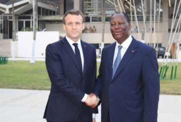 3ème mandat de Ouattara:Emmanuel Macron face à un gros dilemme!
