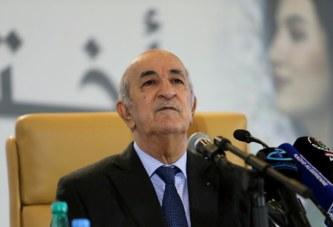 L'Algérie : le président demande à la France de s'excuser pour son passé colonial