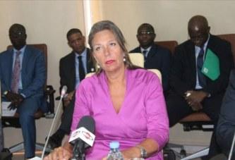Le mari de l'Ambassadrice de la Suisse au Sénégal dépasse les bornes et lance des propos racistes sur les Africains (document)