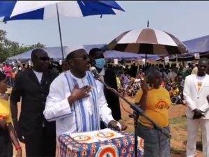 Eddie Komboïgo à Tanghin Dassouri: «Que Dieu nous épargne d'un pouvoir tel que celui de Roch Kaboré où le terrorisme, la mort, la faim… »