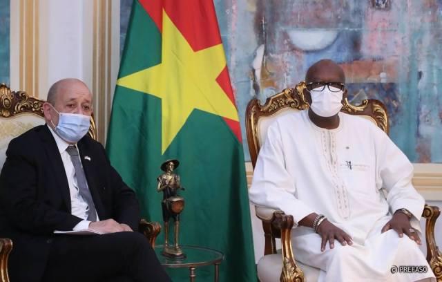 Lutte contre le terrorisme : La France réaffirme sa volonté d'agir avec les forces burkinabè pour