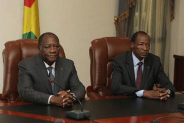Report de la rencontre entre Alassane Ouattara et les opposants de Blaise Compaoré