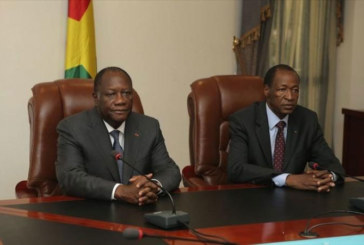Crise politique au Burkina Faso : Alassane Ouattara prend les choses en main
