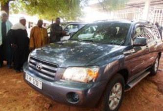 Grande mosquée de Dioulasso-bâ : Un véhicule pour l'imam Siaka Sanou