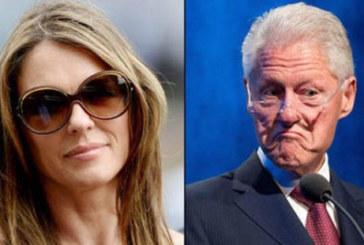 Bill Clinton et Liz Hurley auraient eu une liaison