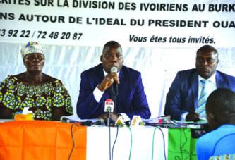 Ressortissants ivoiriens au Burkina Faso:L'argent au cœur de la division