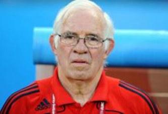 Espagne: décès de Luis Aragones, sélectionneur victorieux de l'Euro-2008