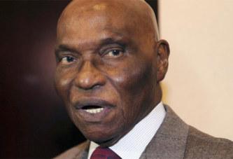 """Abdoulaye Wade : """"Je ne peux pas tolérer que tout ce que j'ai fait soit détruit"""""""