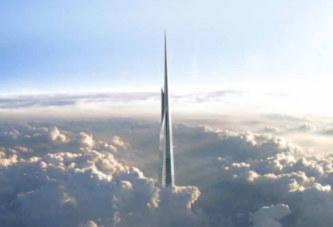 1 kilomètre de haut: la construction du plus haut gratte-ciel du monde débute dimanche
