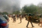 Nigeria : au moins 40 morts dans l'explosion d'une bombe dans un stade de football