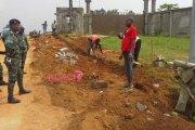 Côte d'Ivoire : Conflit Eglise-Université, la clôture détruite par les fidèles