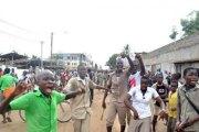 Togo : Des élèves envahissent à nouveau les rues