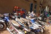 Banditisme : 7 gangs opérant dans les ex secteurs 27, 28, 29, 30, Bendogo et Saaba arrêtés